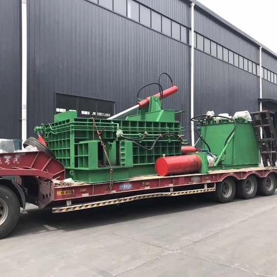 Shuliy metal baling machine for sale