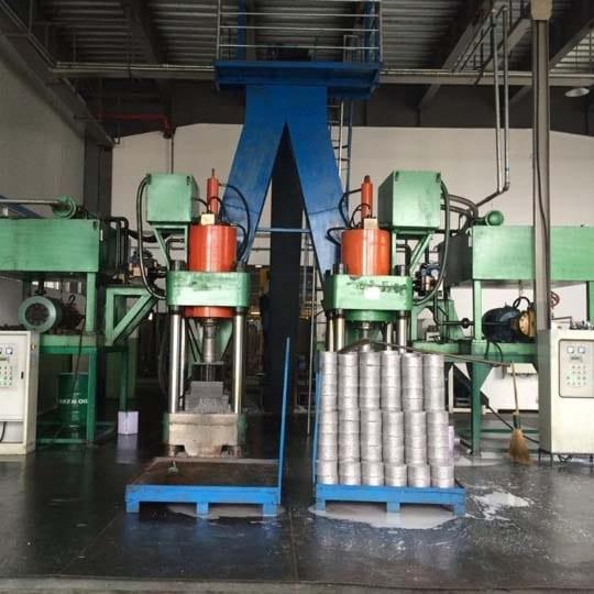aluminum-briquettes-production-line