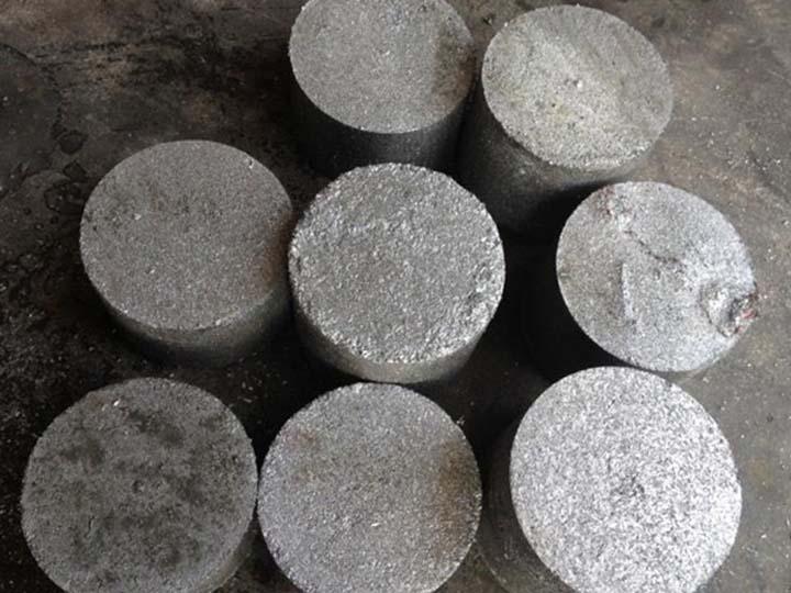 aluminum-chips-briquettes