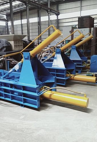 commercial metal baler machines