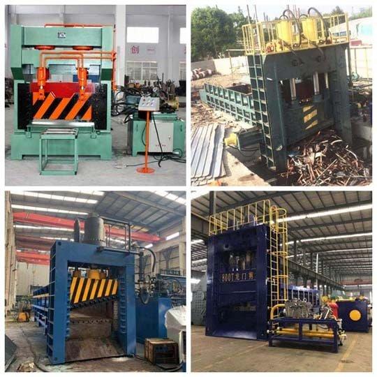 customers' metal shearing applications