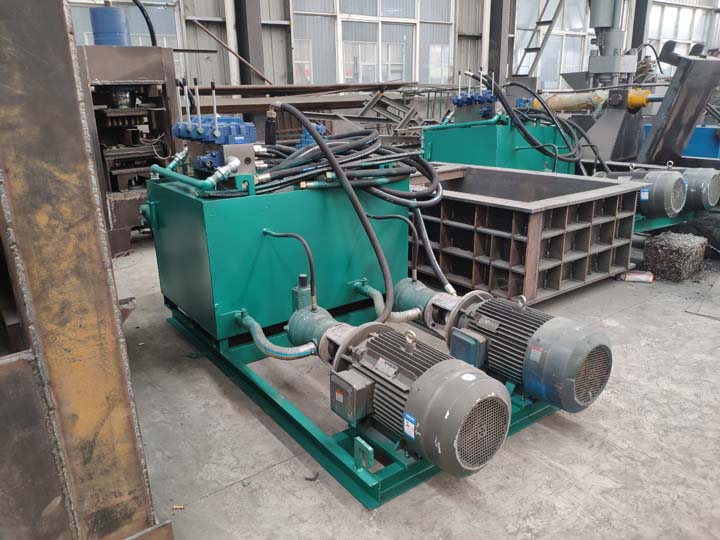 industrial metal recycling machines manufacturing