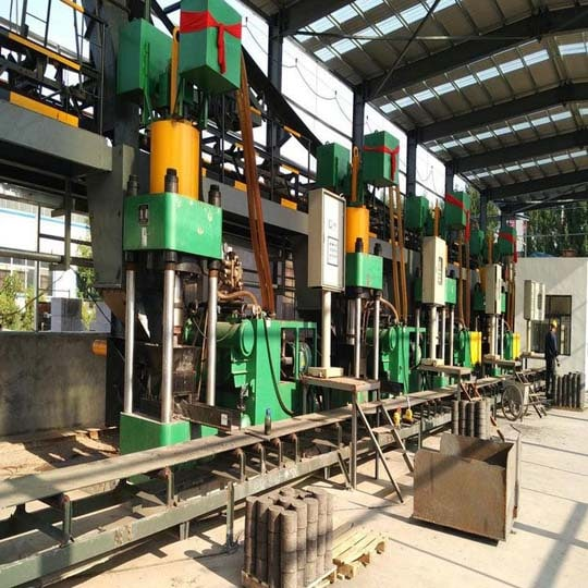 metal chips powder processing plants