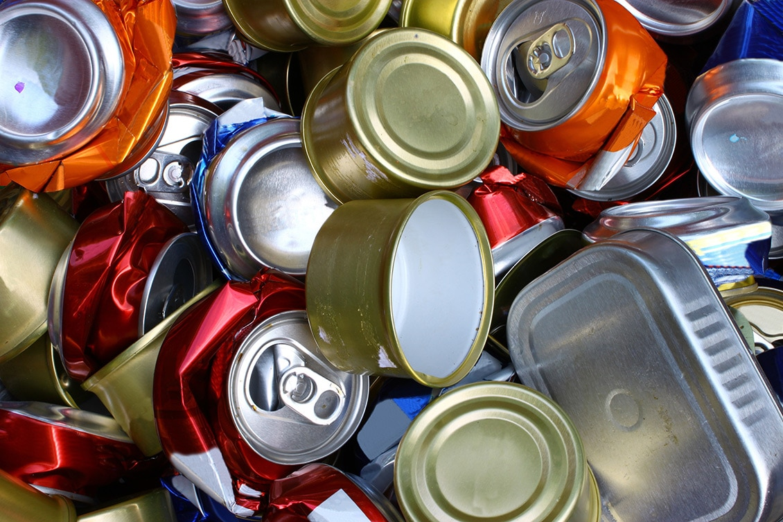 aluminum cans recycling value